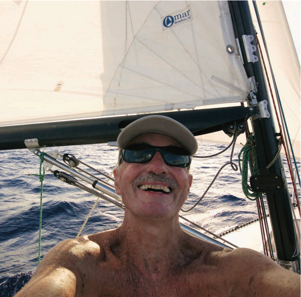 SMALL CRAFT ADVISOR interview 2020 Seascape The Webb Chiles Interview W e caught up with famed